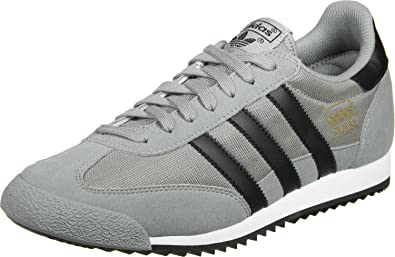 adidas Dragon OG Calzado grey/black/white 52Ti12