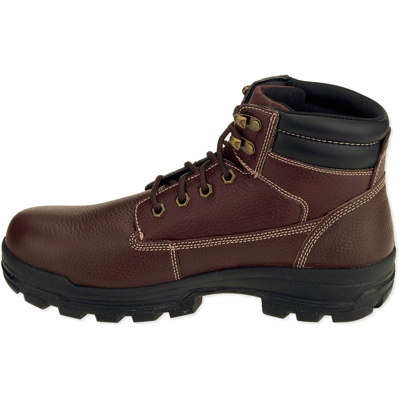 Brown Herman Survivors Builder Safety Steel Toe Work Boots