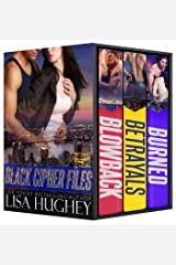 Black Cipher Files Box Set: (Blowback, Betrayals, and Burned) Kindle Edition