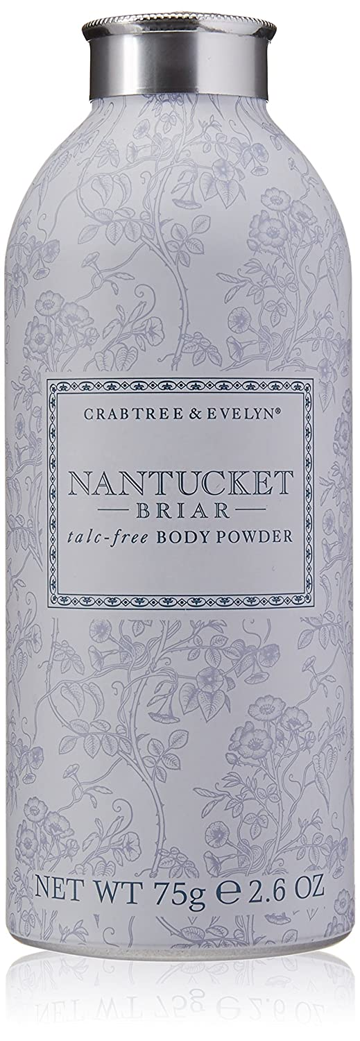 Crabtree & Evelyn Nantucket Briar Talc-Free Dusting Powder 75 g 3070973