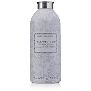 Crabtree & Evelyn Nantucket Briar Talc-Free Dusting Powder 75 g