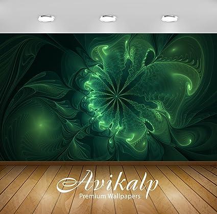 Avikalp Curves Full Hd Vinyl Wallpapers Wall Stickers