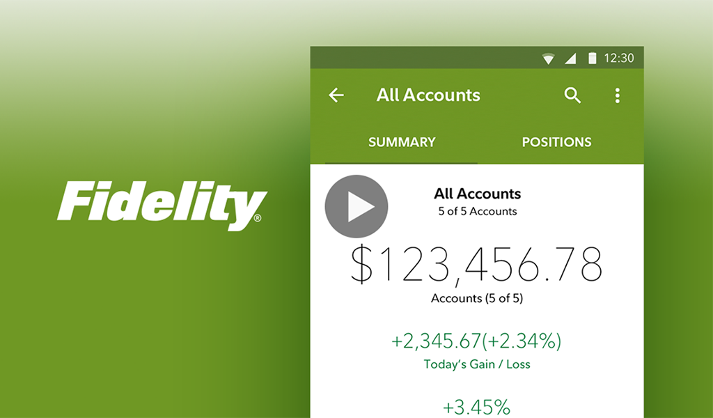 Amazon Fidelity Investments Appstore For Android