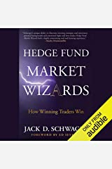 Hedge Fund Market Wizards Audible Audiobook