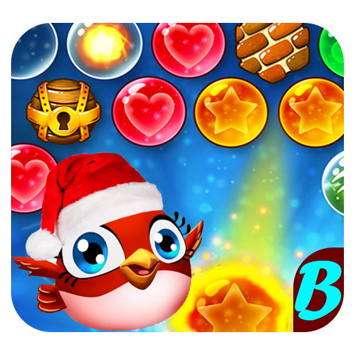 The World Of Birds  A New Bubble Shooter Game