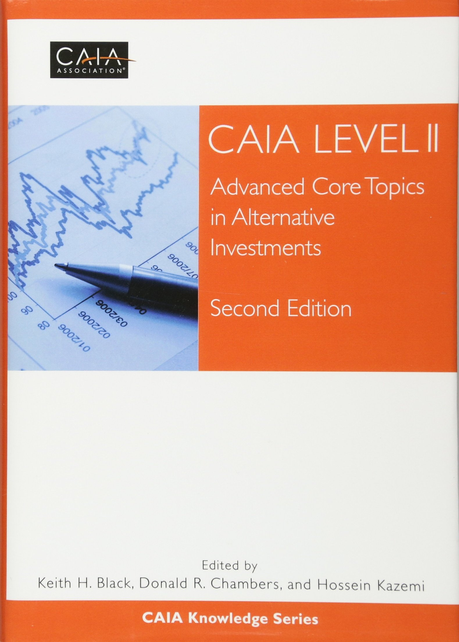 Buy Caia Level Ii Advanced Core Topics In Alternative Investments