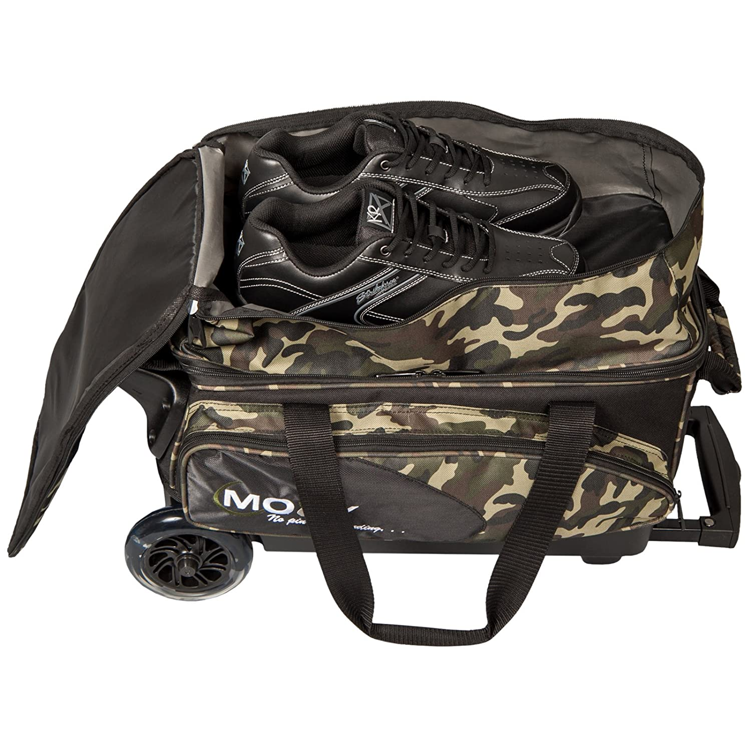 Moxy Blade Premium Double Roller Bowling Bag- Camouflage Moxy Bowling  Products BSSTMOXY1948 5209807e07