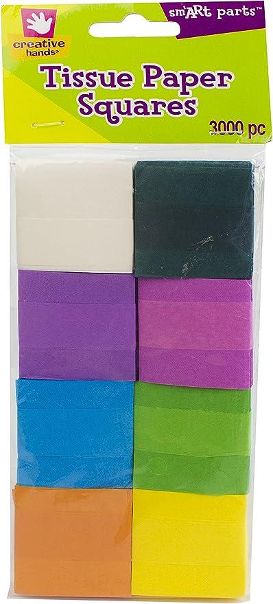 Fiber Craft Tissue Paper Pack, Pastel by Fibre Craft: Amazon.es: Hogar