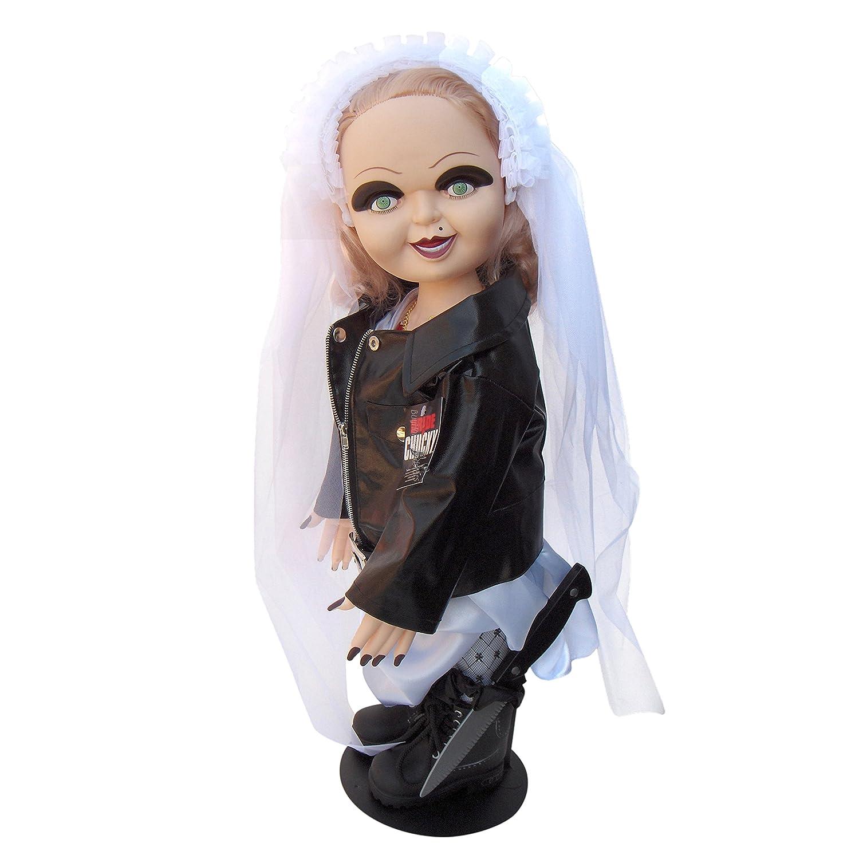 bride of chucky collectors memorabilia 26 tiffany plush doll