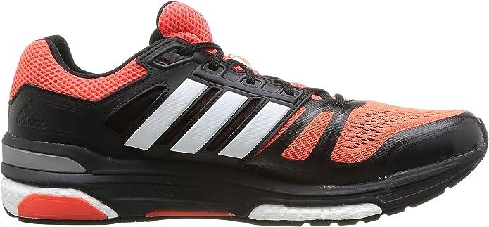 Adidas Supernova Sequence - Zapatillas de Running para Hombre, Color infred/Runwht/black1, Talla 40.6666666666667: Amazon.es: Zapatos y complementos