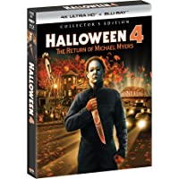 HALLOWEEN 4 - The Return of Michael Myers: Collector's Edition [4K UHD]