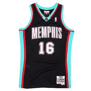 Mitchell & Ness PAU Gasol # 16 Memphis Grizz Lies 2001 - 02 ...