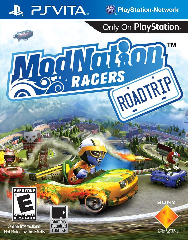 Amazon com: ModNation Racers: Road Trip: Video Games