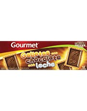Gourmet Galletas Con Chocolate Con Leche - 150 g