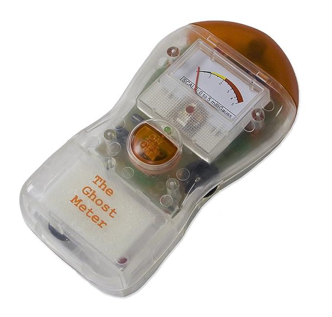The Ghost - Medidor de campo electromagnético: Amazon.es: Bricolaje y herramientas