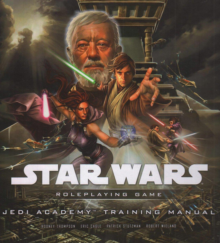 Jedi Academy: Training Manual