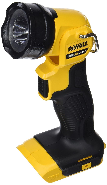 DeWalt DCL040  18 Volt/3 Ah LED-Akku-Lampe, ohne Akku DCL040-XJ