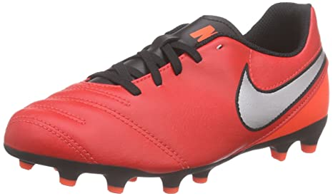 f0255c69ae3 Image Unavailable. Image not available for. Colour  Nike Jr Tiempo Rio III  FG-819195-608-Size ...