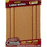 Real Construction Refills- Bundle Pack (6 In 1) Larger Pieces