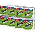 16-Count Bounty Quick Size Paper Towel Family Rolls