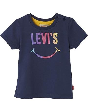 Levis kids Camiseta Bebé-para Niños