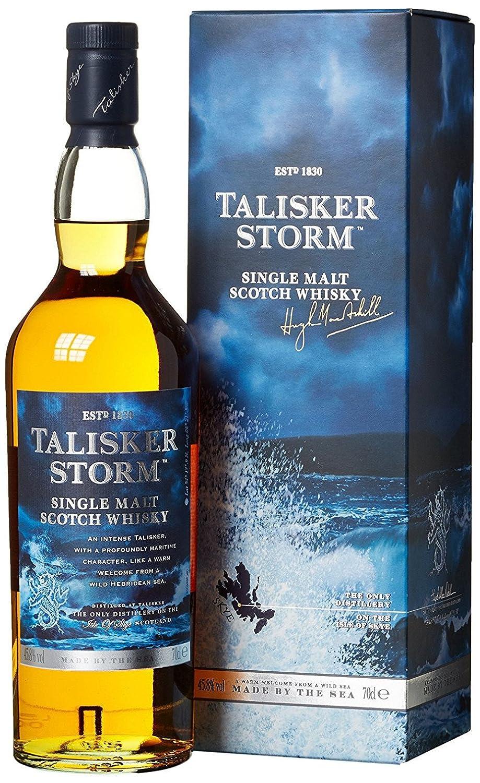 Talisker Storm Single Malt Scotch Whisky, 70cl: Amazon.co.uk: Grocery