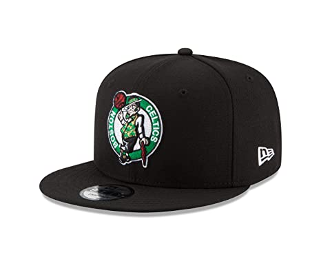 New Era NBA Boston Celtics Men s 9Fifty Team Color Basic Snapback Cap 31666054173
