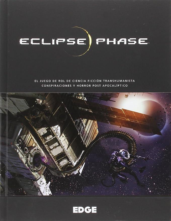 Edge Entertainment- Eclipse Phase, (EDGEP01): Vv.Aa.: Amazon.es ...