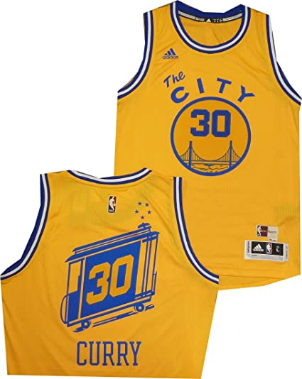 promo code 908a6 2ef3f Amazon.com : adidas Stephen Curry Golden State Warriors ...