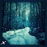 free wallpaper for kindle - Virtual Snowstorm - Free