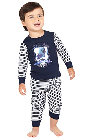 908f4f55d HARRY POTTER 'Ravenclaw House Crest Eagle' Cotton Baby Pajama Gift Set,  Ravenclaw,