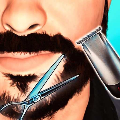 Barber Shop Hair Cutting : Beard Saloon Beauty Spa Games ()