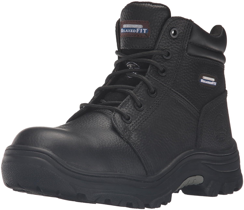 Skechers for Work Men's Burgin Comp Toe Work Boot 77067