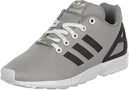 adidas Boys' Zx Flux J Trainers Grey