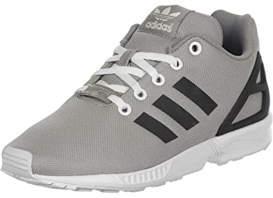 info for c21fa 5d2d9 adidas Boys  ZX Flux J Trainers Grey Size  2.5 UK