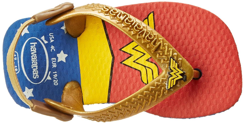 Superman Toddler//Child Havaianas Baby Flip Flop Sandals Heroes