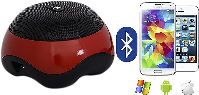 Mini portátil altavoz con Bluetooth para Smartphone, Tablet ...