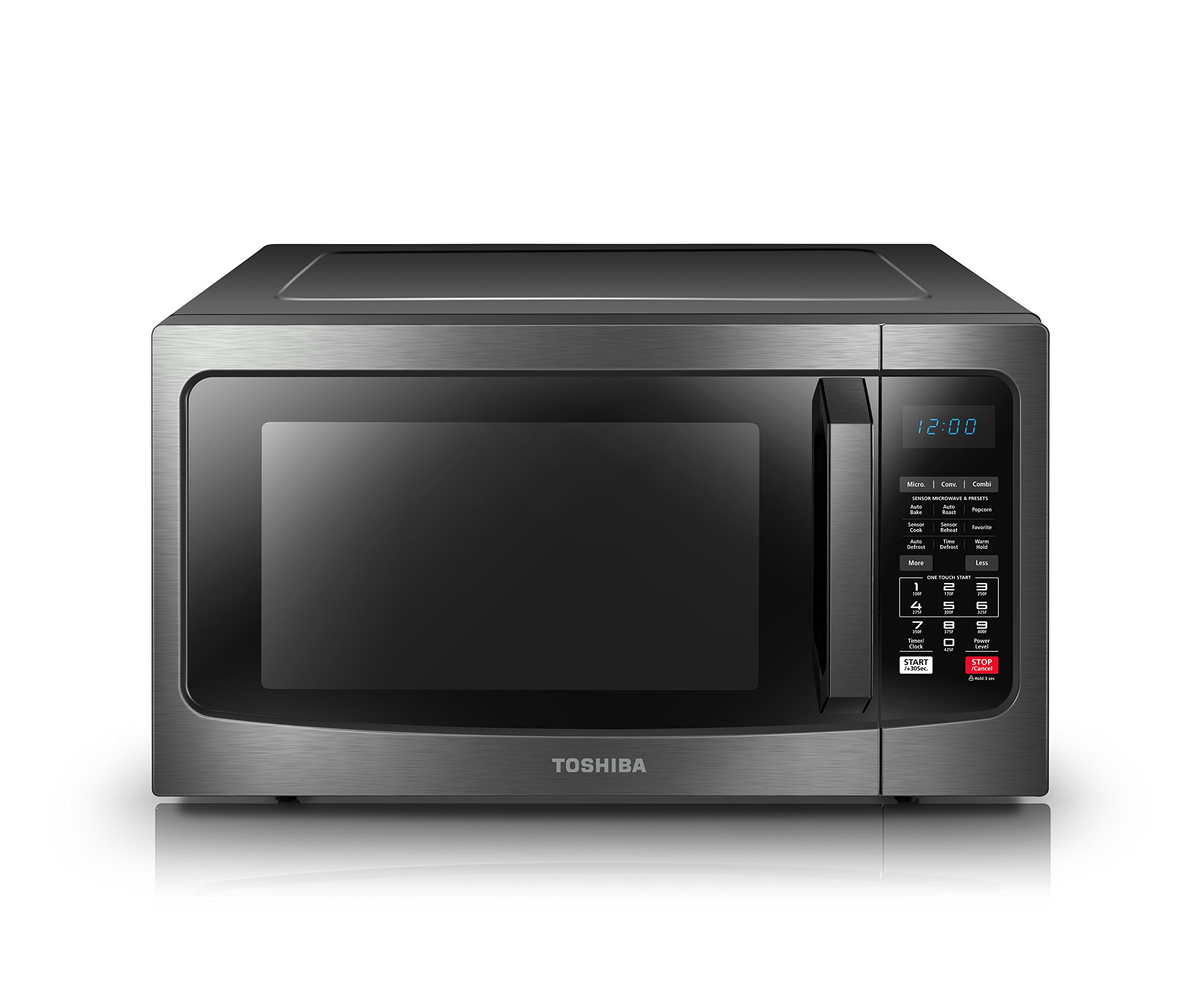 Toshiba EC042A5C-BS Convection Microwave Oven With