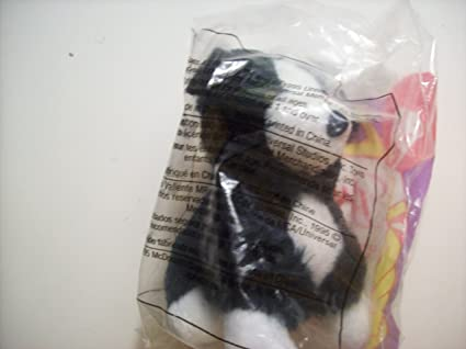 Fly (Dog) Beanie Mcdonalds Happy Meal Toy