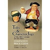 Toby & Character Jugs Pr Gde