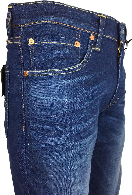 Levi's Men's 511 Slim Fit Jeans Blue Marvellous Marvin Strong