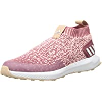 adidas Unisex-Child Girls - RapidaRun Laceless Knit