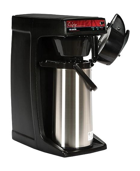 Amazon.com: cafejo te-220 Cafetera eléctrica térmica y ...