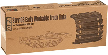 Trumpeter 1//35 02055 Strv103 Early Type Track Links