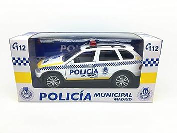 Municipal MadridAmazon Policia Coche Gt Playjocs 3930 esJuguetes 9D2IWEYH