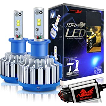 Amazon Com Hikari Led Headlight Bulbs Conversion Kit H3