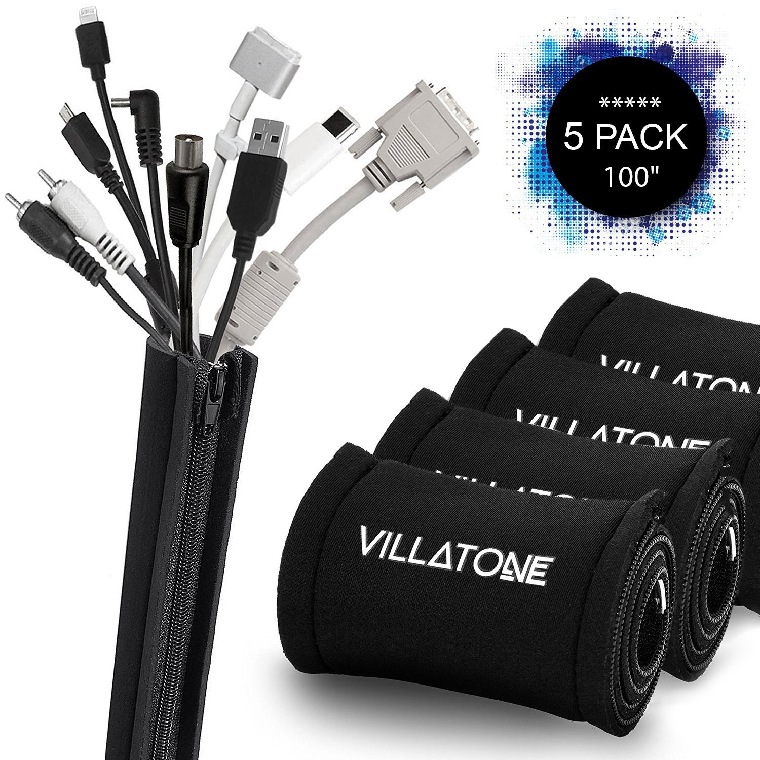 Best Rated in Cable Sleeves & Helpful Customer Reviews - Amazon.com