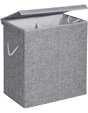 Style 1: 38 x 43 Kordelzug W/äschekorb Lagerung Sorter zusammenklappbare Pop-Up W/äschek/örbe ABOUT YOU W/äschekorb Comfy in 2 verschiedenen Gr/ö/ßen//Styles