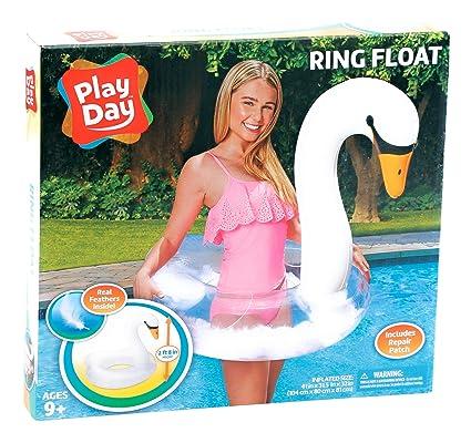 Amazon.com: Play Day - Flotador para piscina, diseño de ...