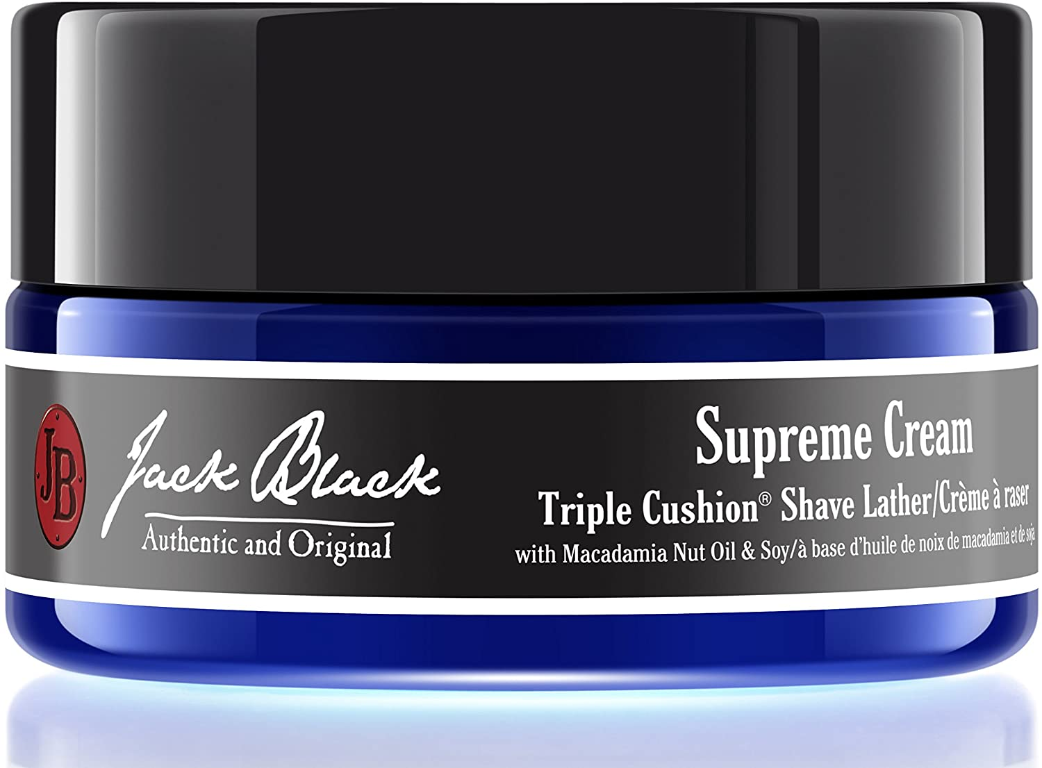Jack Black Supreme Cream Triple Cushion Shave Lather 236 ml 91009